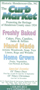 Hendersonville\'s Curb Market