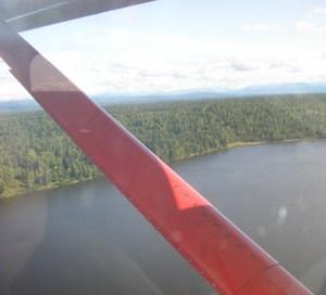 Headed back toward Anchorage