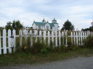 Russian Orthodox Church in Ninilchik