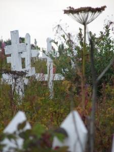 Ninilchik churchyard